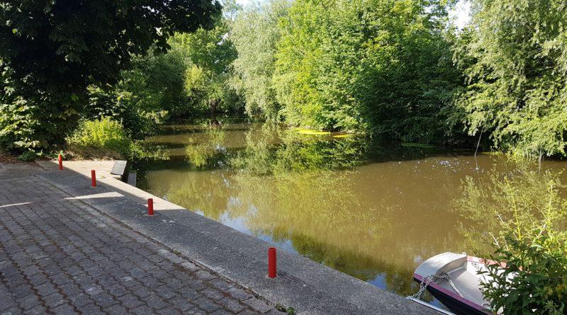 """""""Geschichte/n vom Wasser aus"""" mit unserem Spreewaldkahn"""